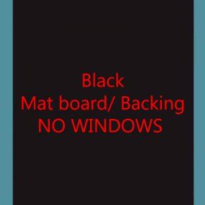 BackingBlack