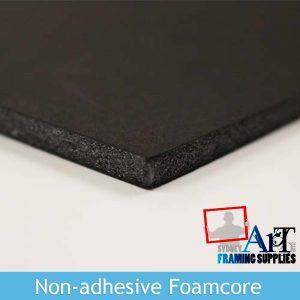 Black Non-adhesive