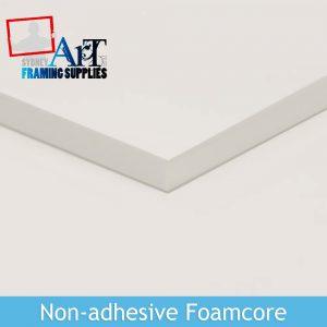 White Non-adhesive