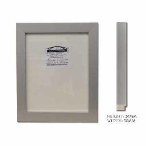 Silver Non-ad 30 mm (3)