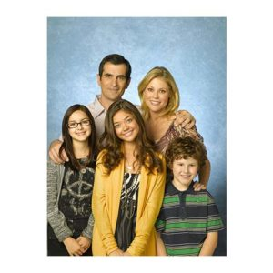 portrait-modern family